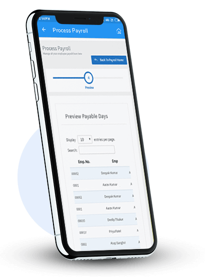 payroll app preview